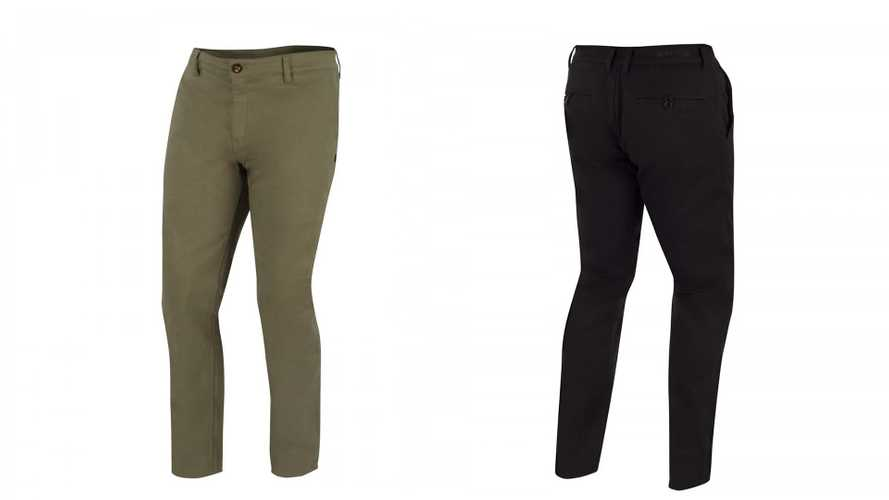 French Gear Maker Bering Presents Mils Slim Motorcycle Chinos