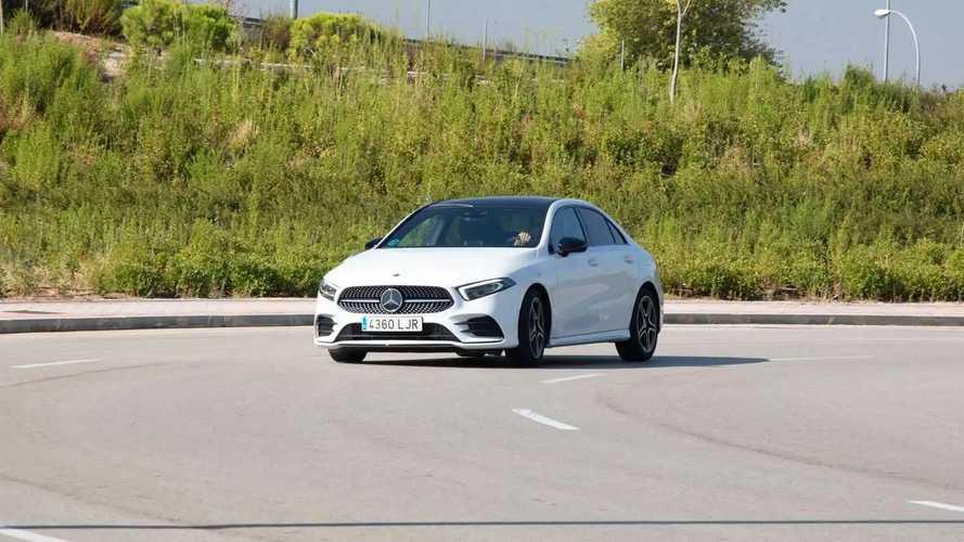Prueba Mercedes-Benz A 200 Sedán 2021