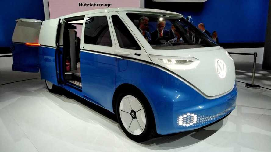 Volkswagen anuncia que 'Kombi elétrica' terá 3 versões diferentes