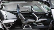 Porsche Vision Renndienst E-Van zeigt 6-Sitzer Interieur