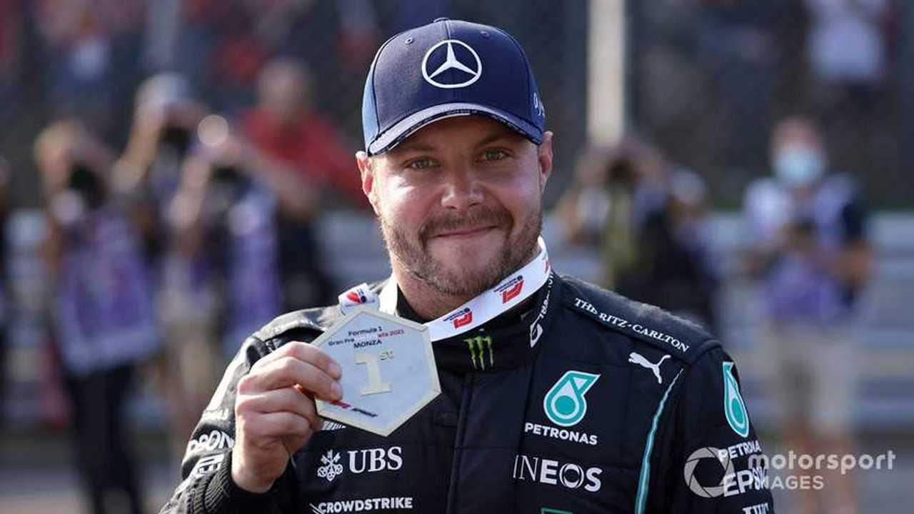 Valtteri Bottas at Italian GP 2021