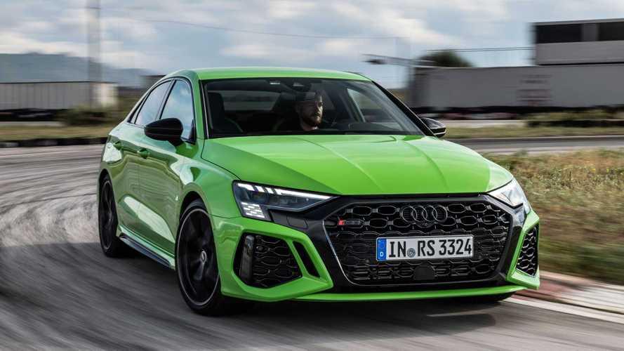 Audi RS 3 (2021) im Test: AMG A45-Gegner legt deutlich zu