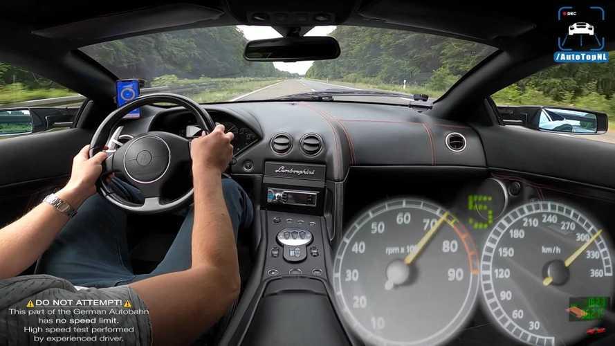 Can An Early Lamborghini Murcielago Hit Its Claimed Top Speed?