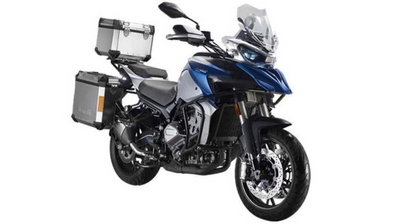 Benelli Expected To Launch TRK800 Adventure Bike Soon