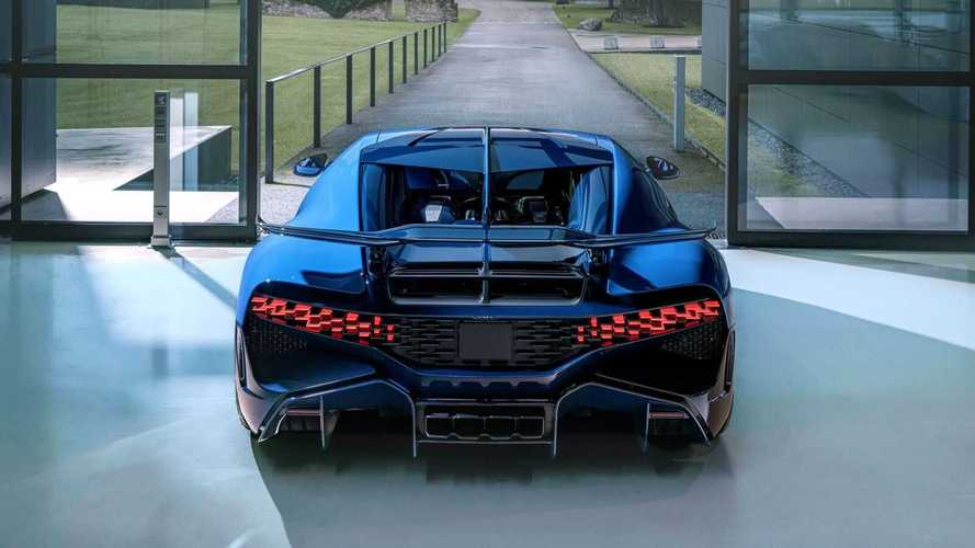 Último Bugatti Divo entregado