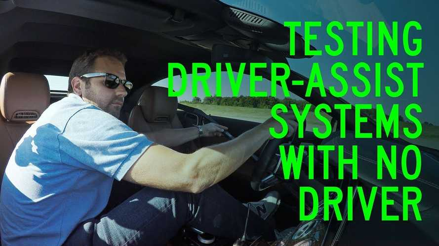 Not Just Tesla: Most Driver-Assist Systems Work Without Drivers