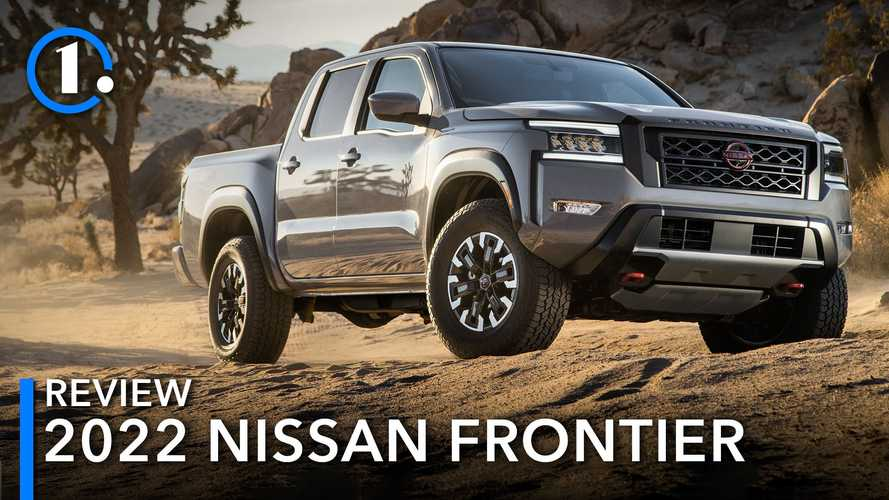 2022 Nissan Frontier First Drive Review: Targeting Tacoma