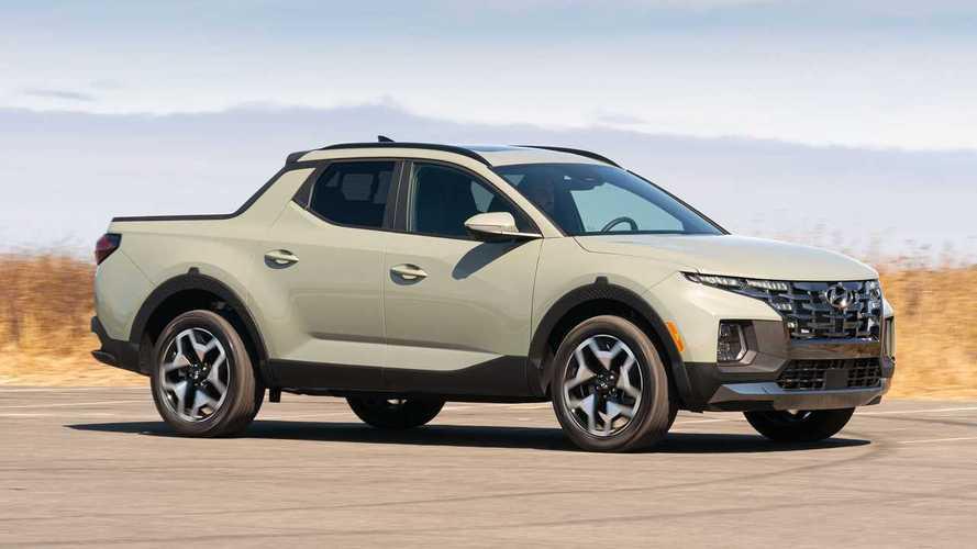 Hyundai Santa Cruz 2022 leva só 8 dias para ser vendida nos EUA