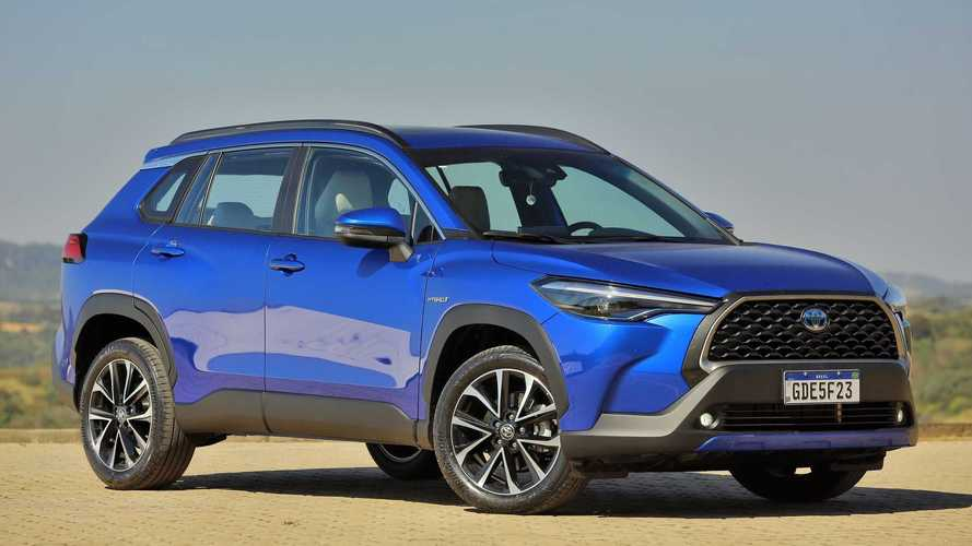 Teste: Toyota Corolla Cross XRX Hybrid agrega conforto e economia