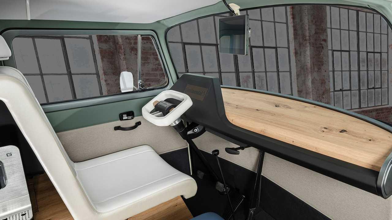 Continental AmbienC3 Concept Interior