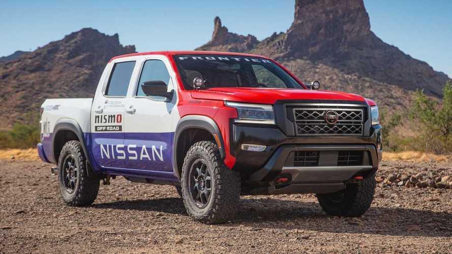 Nissan Hidupkan Kembali Livery Hardbody untuk Rebelle Rally 2021