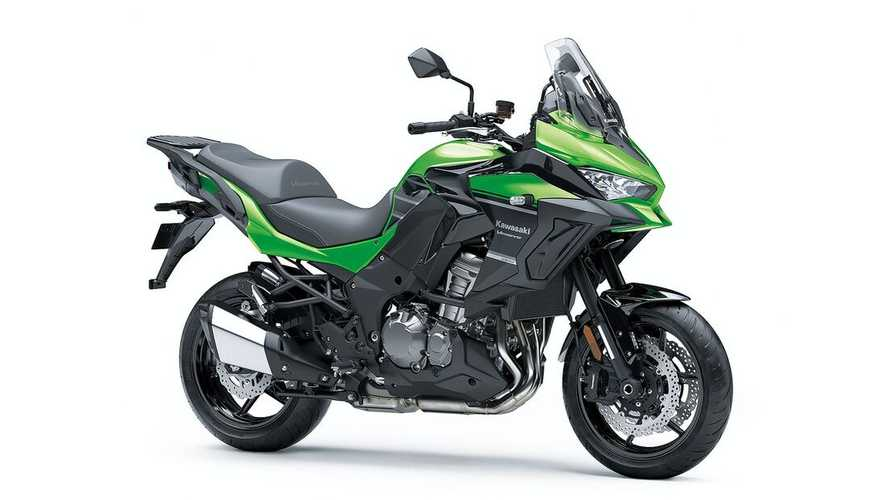Kawasaki Goes Back To Basics With 2022 Versys 1000
