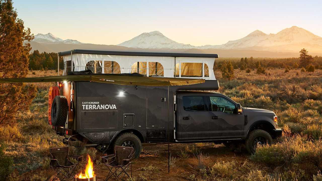 Earthcruiser Terranova Expedition