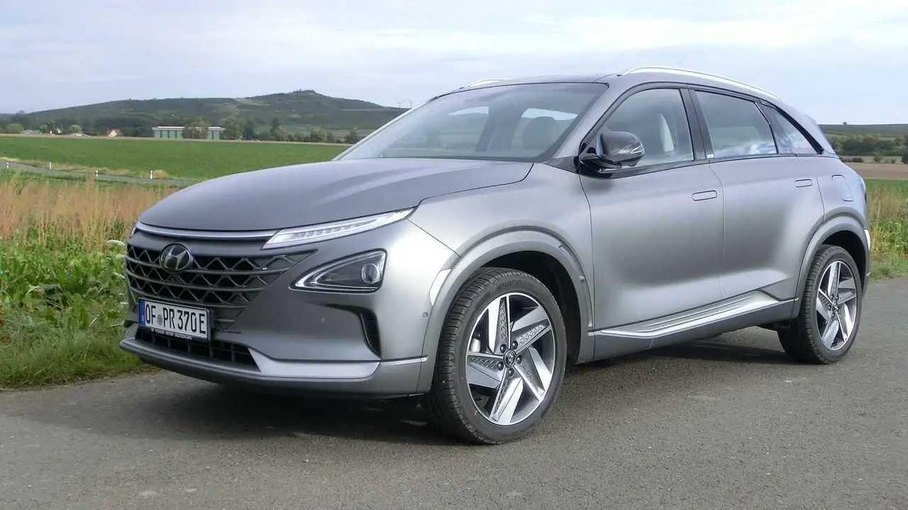 Hyundai Nexo: Wasserstoff-SUV im Test