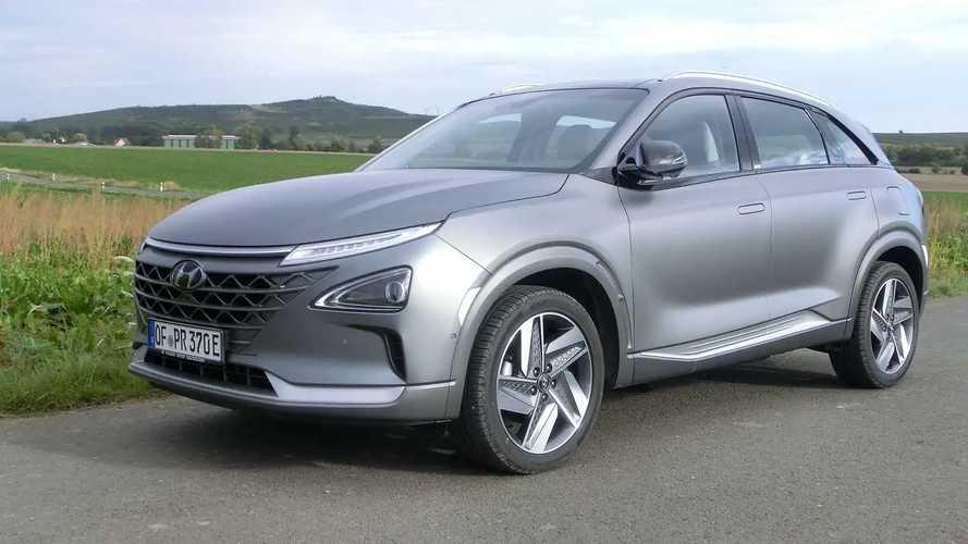 Hyundai Nexo: Wasserstoff-SUV mit 666 km Reichweite im Test