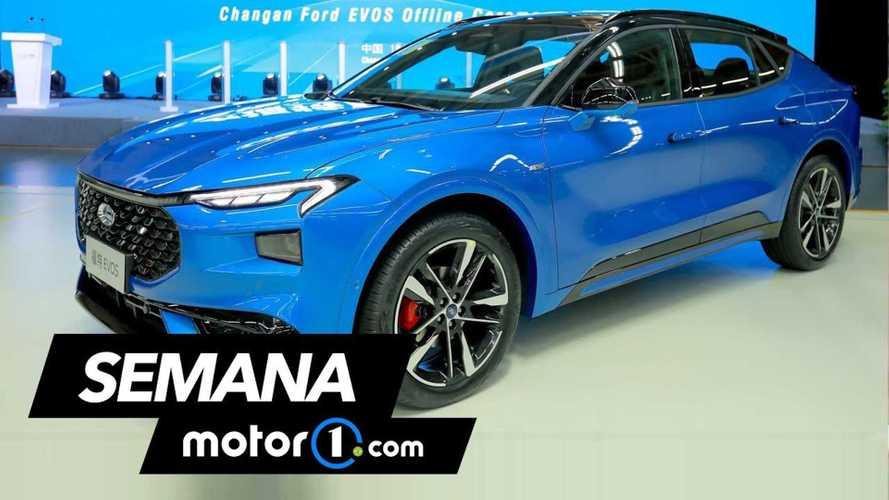 Semana Motor1.com: Novo Civic descolado, Biz 2022, e-208 e mais