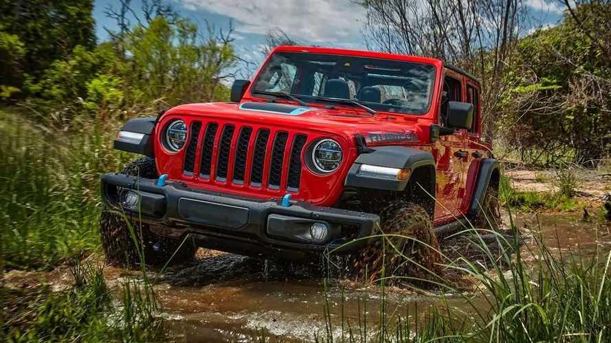 Impressões Jeep Wrangler 4xe: cachorro velho, truques novos