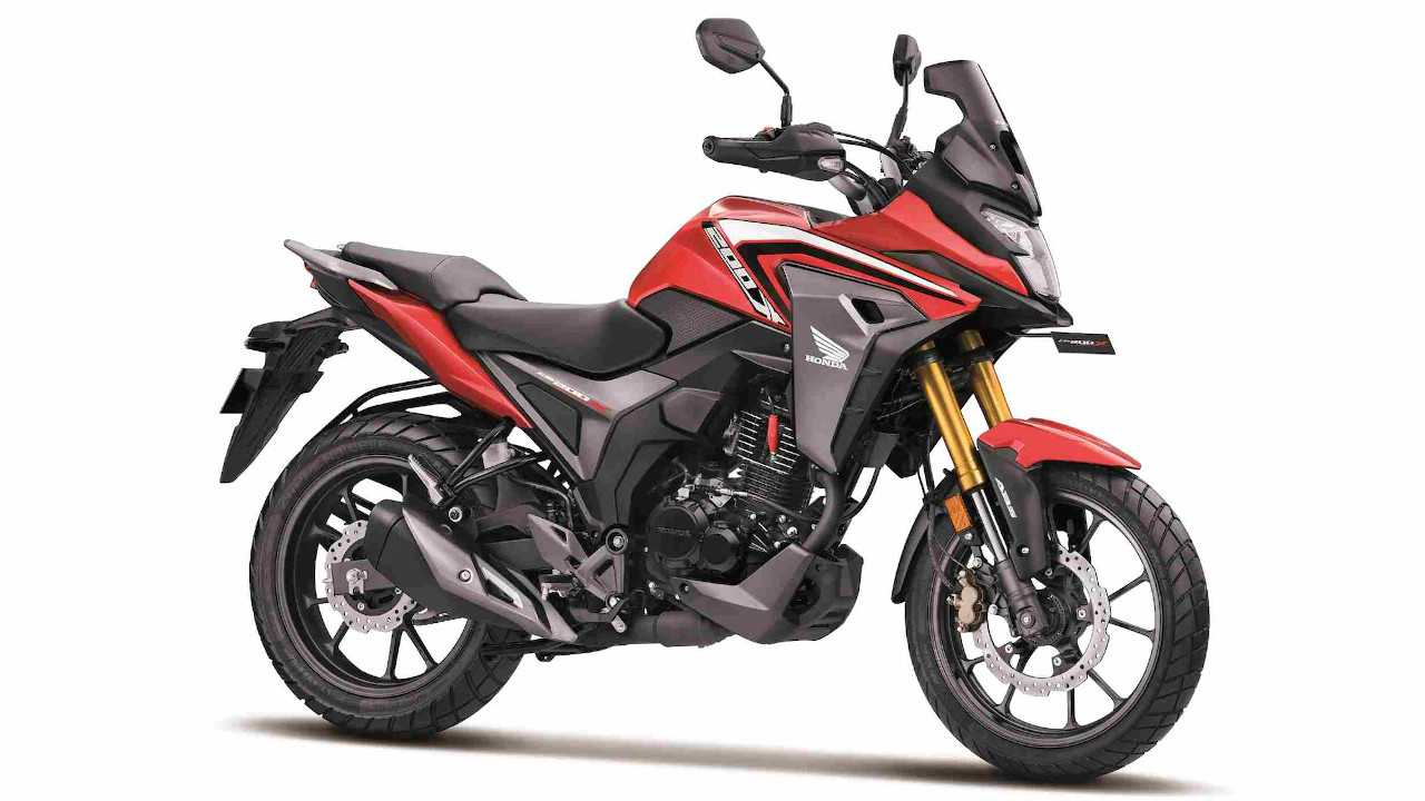 The Honda CB200X Is Ready To Embark On Adventures Big And Small