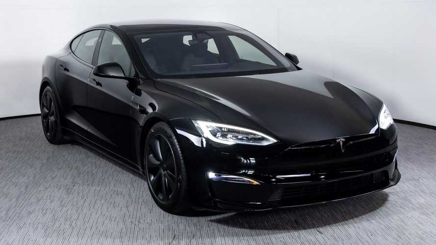 Check Out All Tesla Model S Plaids For Sale