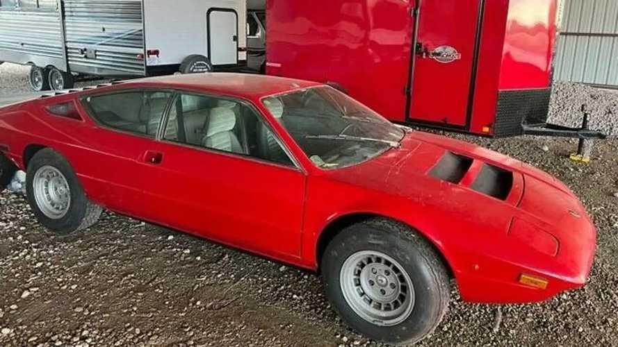 """Una delle 21 Lamborghini Urraco P111 venduta a """"solo"""" 21 mila euro"""
