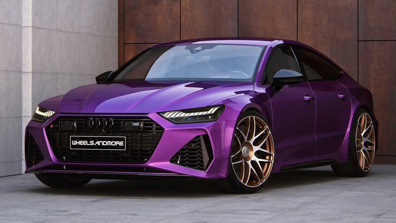 Der getunte Audi RS 7 von Wheelsandmore