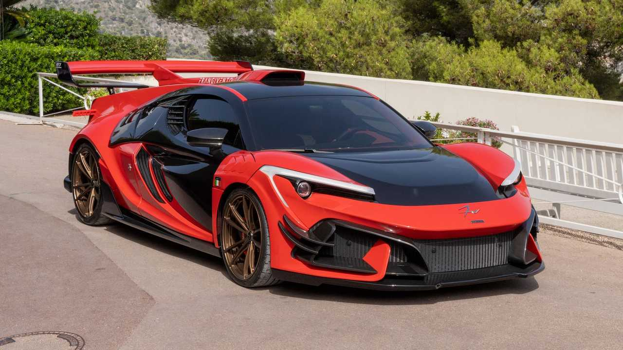 FV Frangivento Sorpasso GT3 offiziell vorgestellt