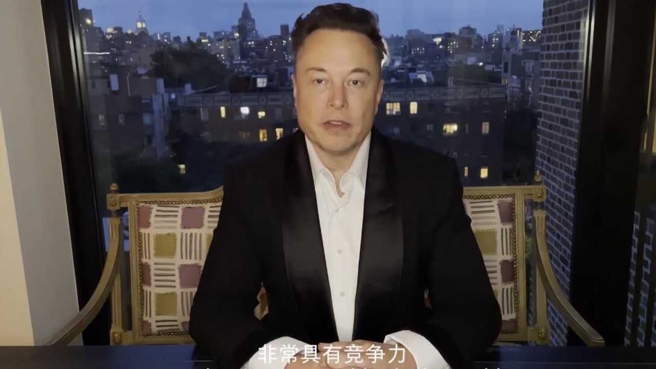 Elon Musk about Chinese brands