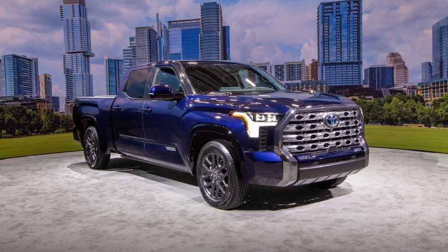 Toyota Tundra сменила поколение впервые за 15 лет