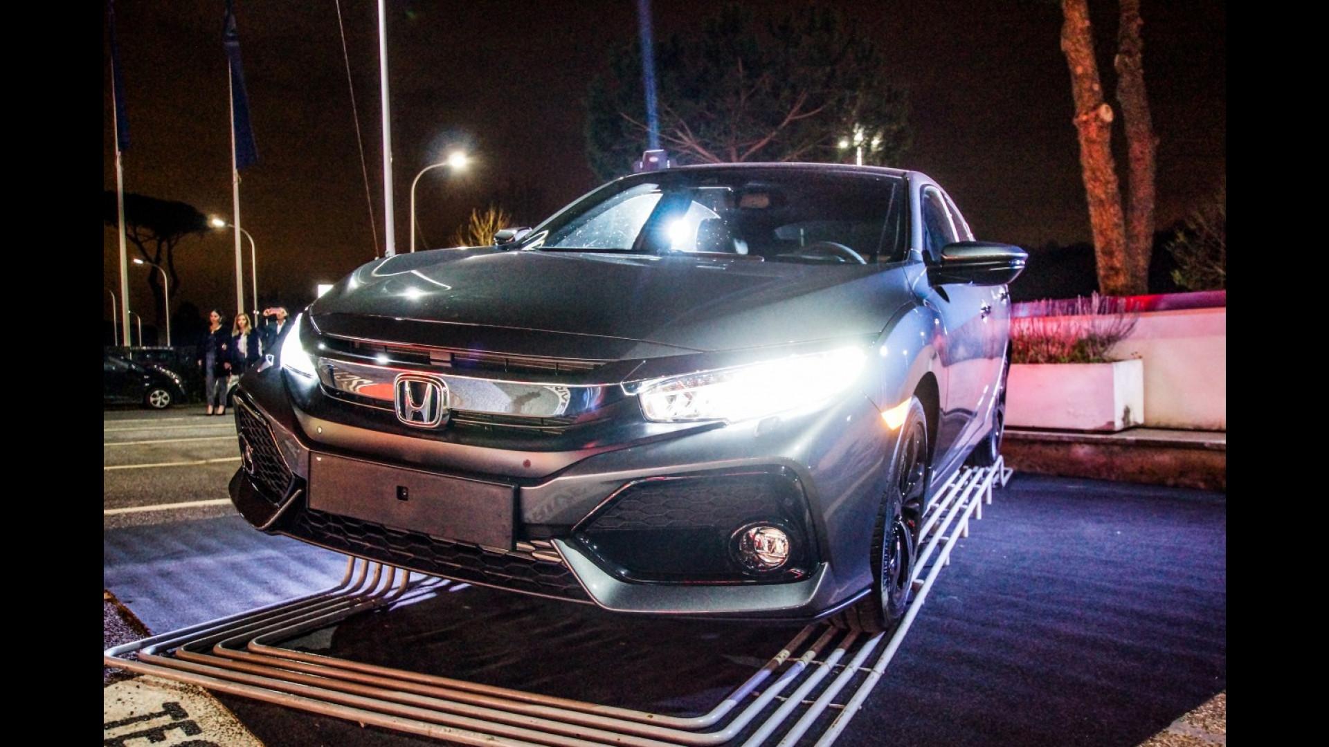 Honda Aumenta Il Numero Dei Concessionari In Italia