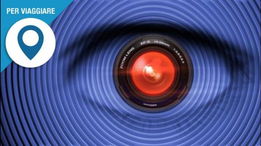 Auto e viaggi, tutte le telecamere che ti multano