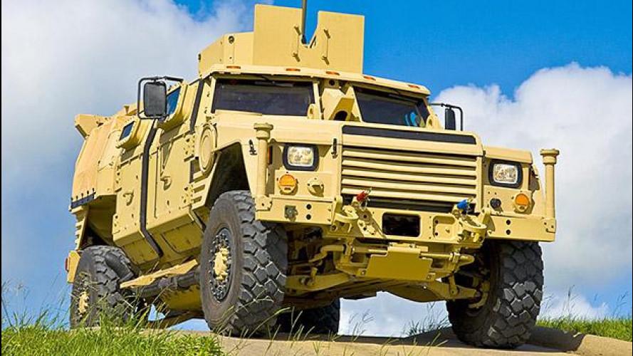 Lockheed Martin JLTV, addio Humvee!
