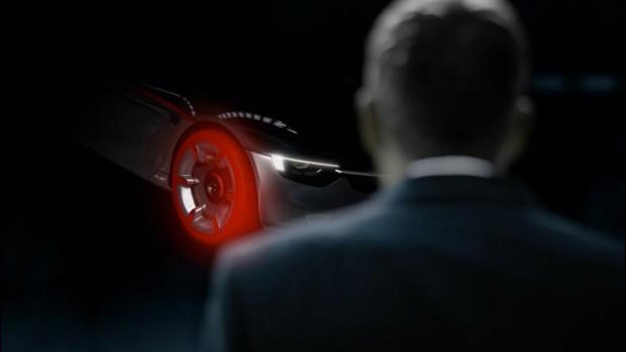 [Copertina] - Opel GT Concept, doppio omaggio al passato [VIDEO]