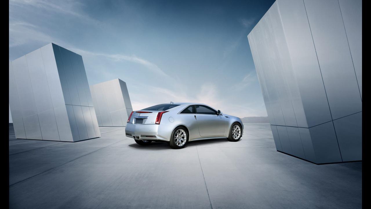 Cadillac CTS Coupè 2010