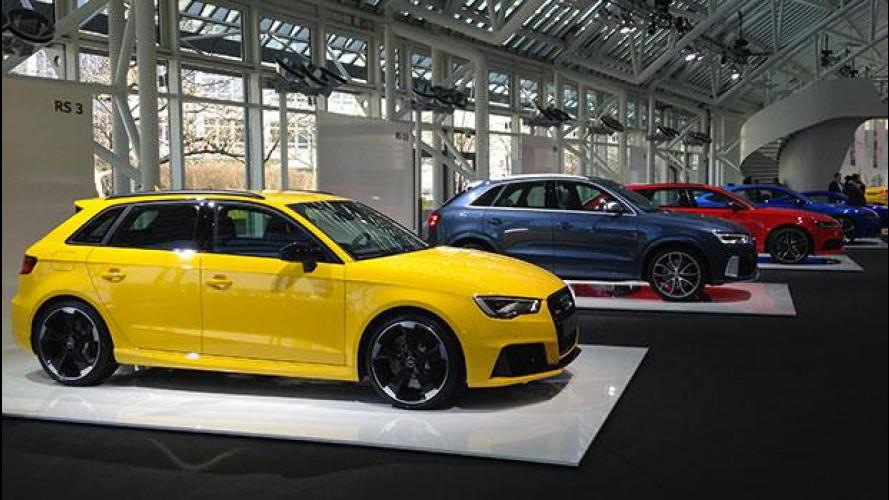 Un altro anno d'oro per Audi Group