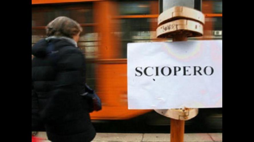 Sciopero nazionale del trasporto pubblico locale, confermato il 16 dicembre