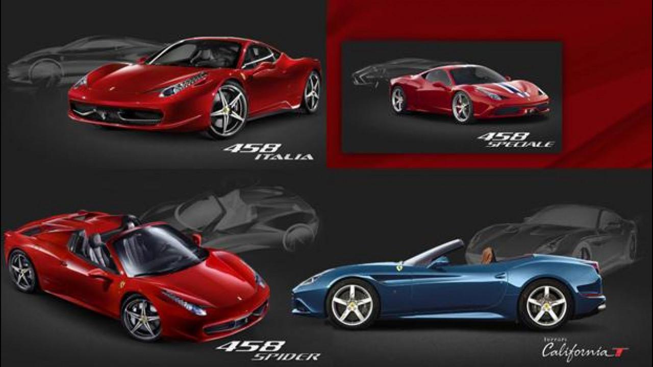 [Copertina] - Piano FCA: Ferrari non è in vendita e resta fedele agli 8 e 12 cilindri