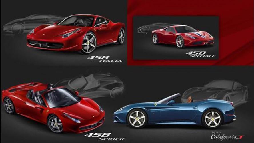 Piano FCA: Ferrari non è in vendita e resta fedele agli 8 e 12 cilindri