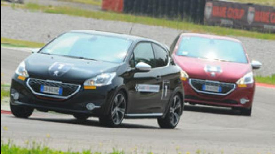Peugeot Driving Experience, quattro nuove tappe