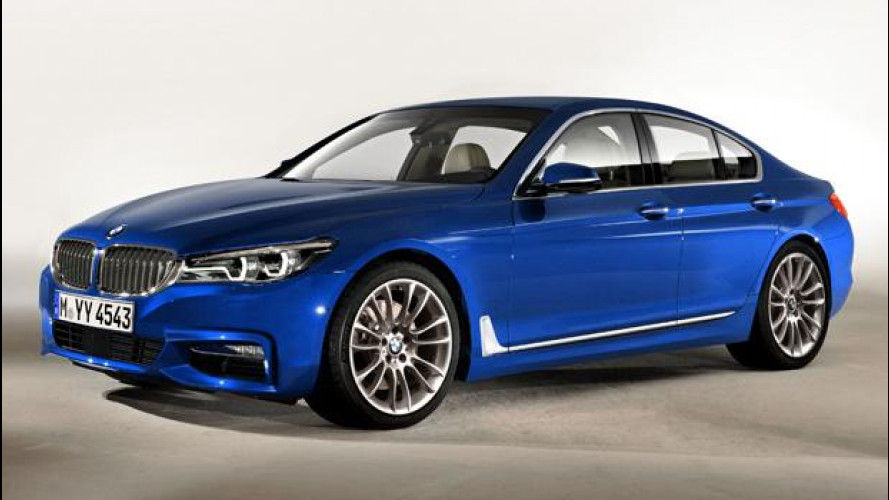 Nuova BMW Serie 5, potrebbe essere così