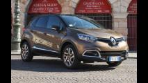Renault Captur Iconic ed Excite, stile su strada