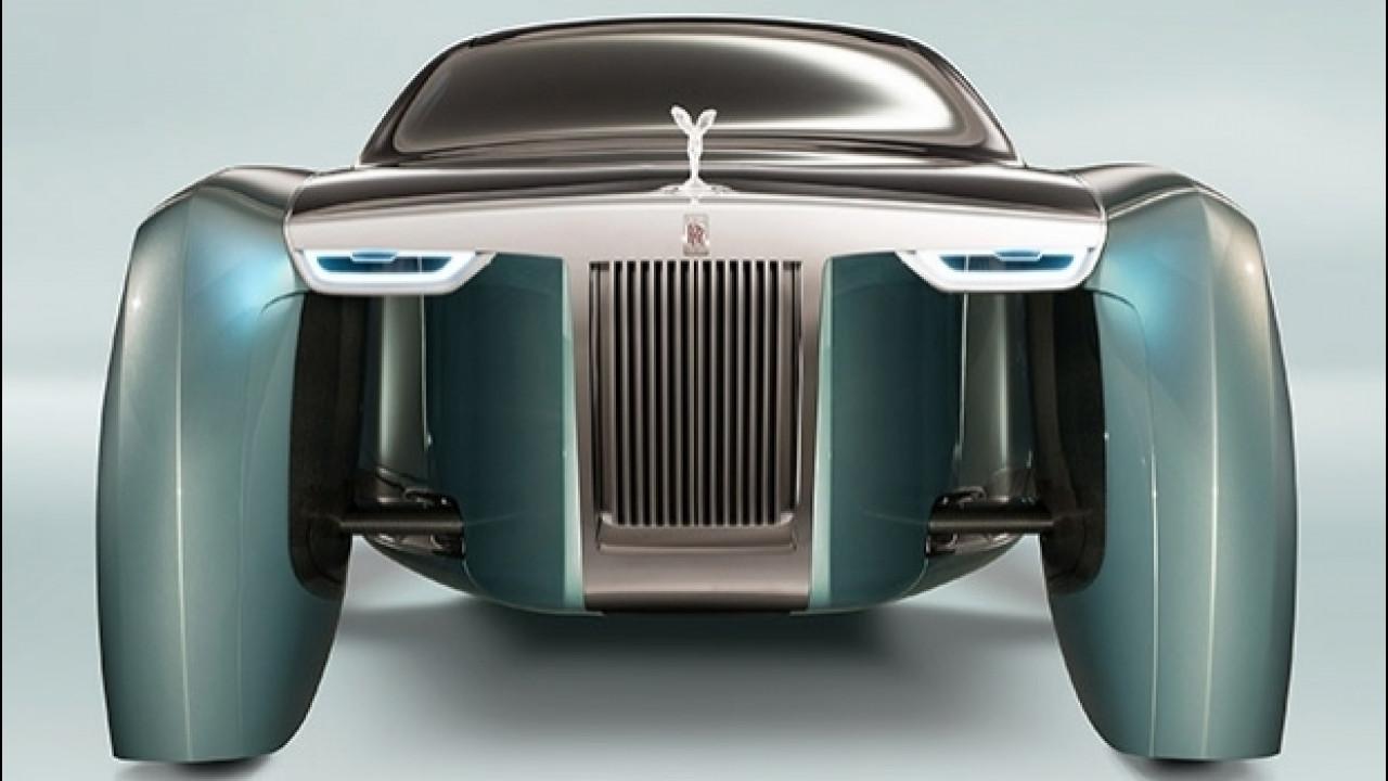 [Copertina] - Rolls-Royce Phantom, il 27 luglio la nuova generazione