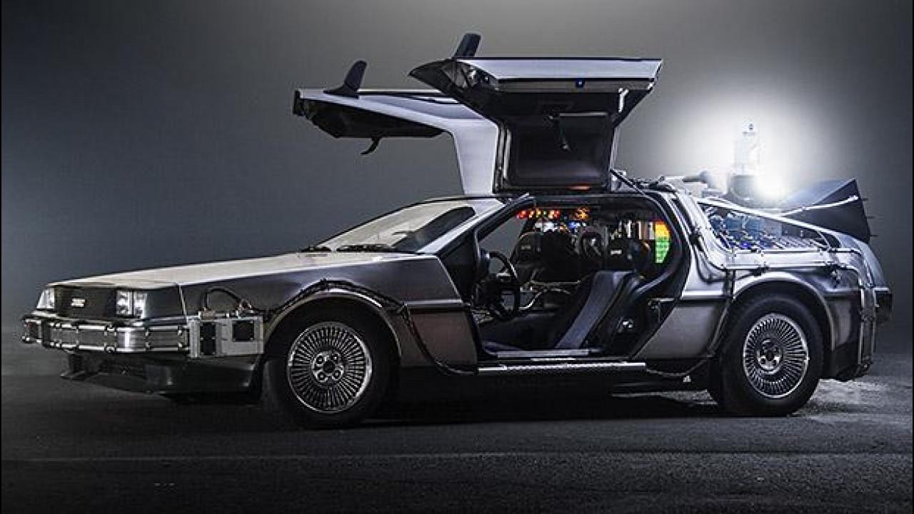 [Copertina] - Ritorno al Futuro, 10 cose da sapere sulla DeLorean