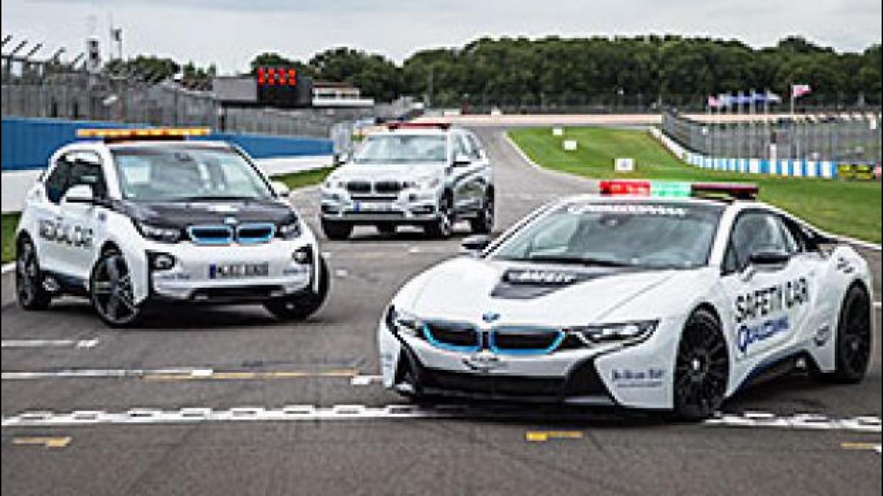 [Copertina] - BMW è partner ufficiale Formula E