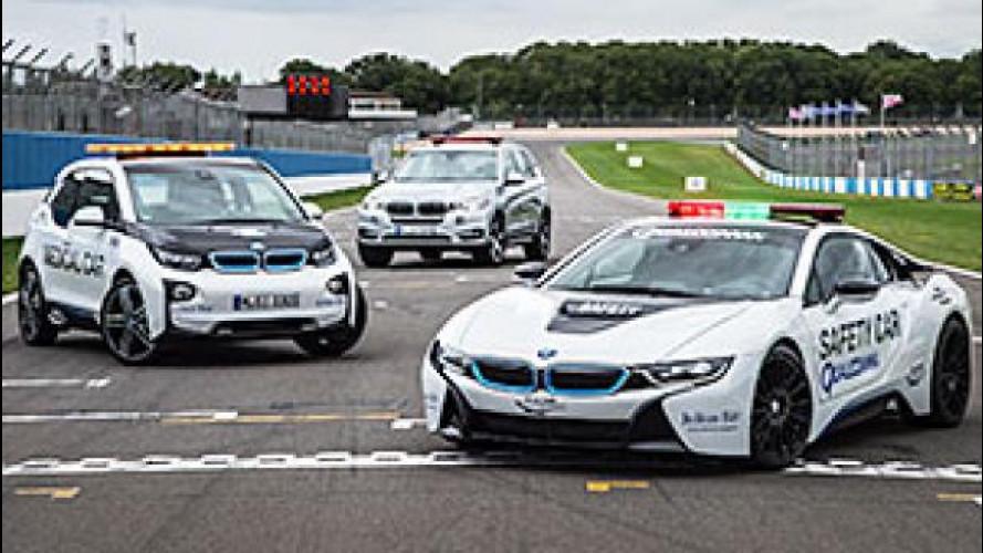BMW è partner ufficiale Formula E
