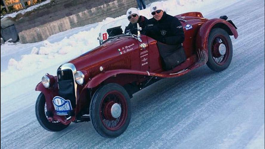 Winter Marathon 2016, trionfo Fiat e Porsche