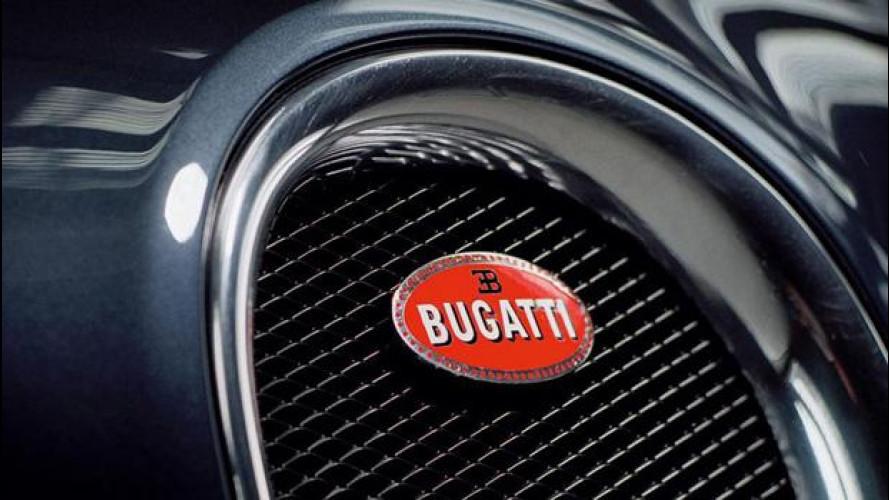 Bugatti Chiron costerà 2,2 milioni di euro