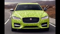 Nuova Jaguar XF Sportbrake, le foto