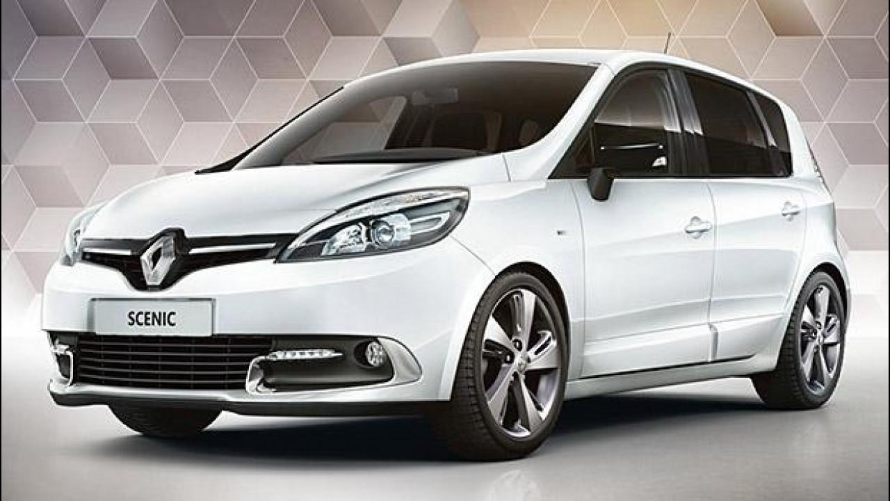 [Copertina] - Renault, Scenic e Scenic XMod Limited si fanno ancora più ricche