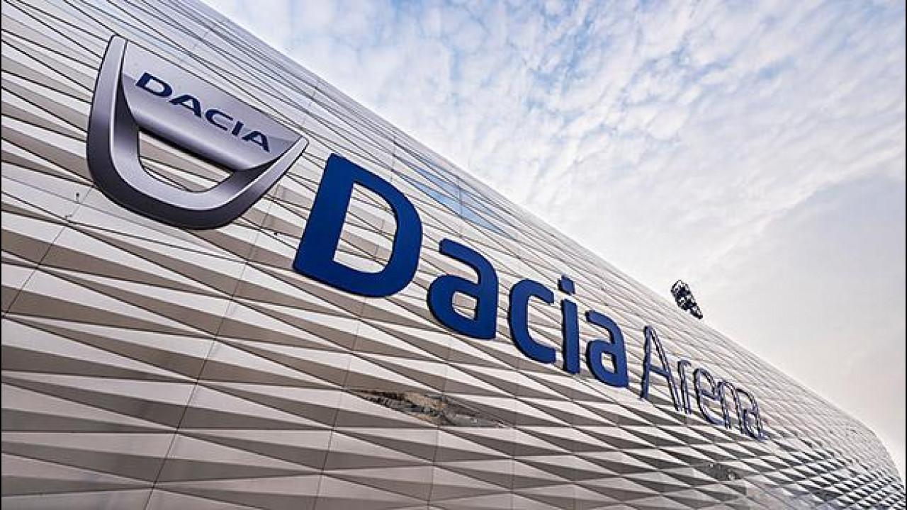 [Copertina] - Dacia Arena, in Italia nasce lo stadio moderno