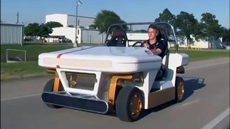 La NASA si dà al drifting (a guida autonoma) [VIDEO]